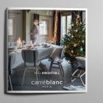 CARRÉ BLANC – CATALOGUE PE 2018